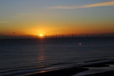 Donald Trump continues fighting Scottish wind farm.