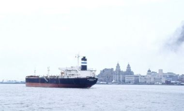 Oil tankers laden with oil and refined fuel are used as storage venues.