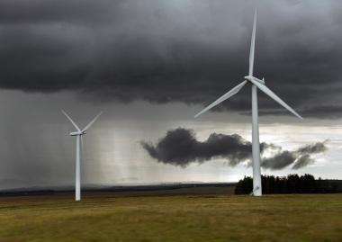 Scotland's wind turbines (Image: Dorli Photography)