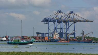 The plans are part of the Indian Shipping Ministry's Green Port Initiative.