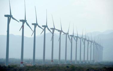 Acciona wind farm. Source: Acciona SA.