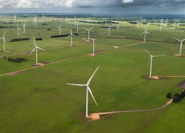 Vestas V112 turbines. Vestas photo.