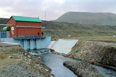 Local power generation from mini-hydropower plants is much more effective than central power. Source:Vicktor Vonog / TASS