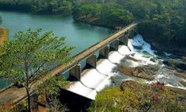 Banasura Saga Dam has 400 kW capacity.