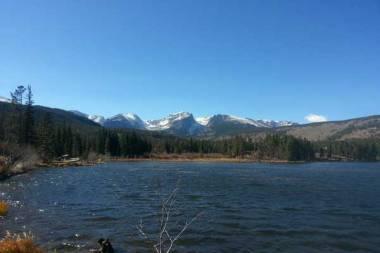 Landscape near Boulder Colorado.