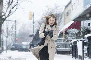 The eastern US has experienced colder days, while there were extremely warm days in the West. Stock image
