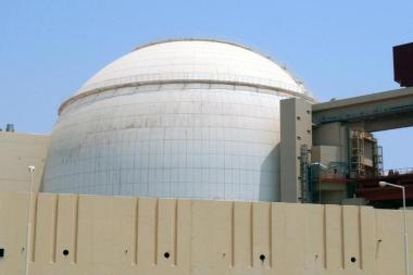 Bushehr main nuclear reactor. (Reuters / Raheb Homavandi)