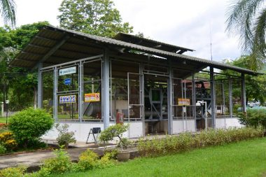 Fang geothermal plant, Chiang Mai, Thailand (Helmut Duerrast, creative commons)