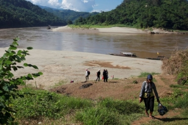 Myanmar is looking to develop hydro power.