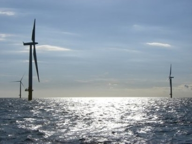 Offshore wind. (Hitachi Wind Power)