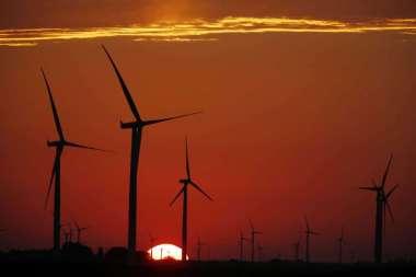 Amazon is investing in a massive Texas wind farm.