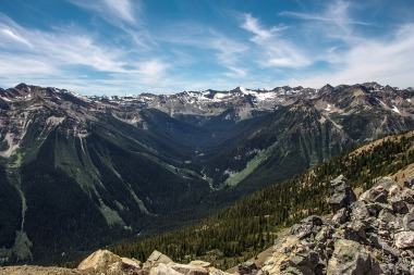 British Columbia's Rocky Mountains