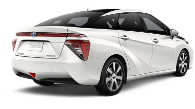 Toyota Mirai (Toyota image)