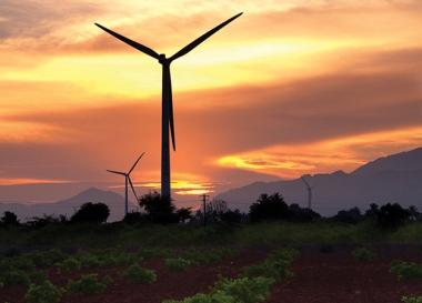 Vestas turbines in India (Vestas image)