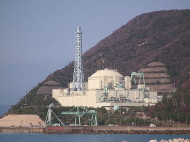 Monju fast breeder reactor (Photo by Nife, CC BY SA, Wikimedia Commons)