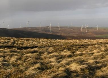 Aikengall wind farm in East Lothian (CWP image)