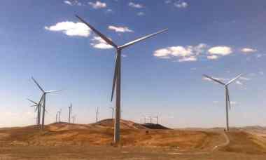 Australian wind farm (Photo: Angela Harper / AAP)