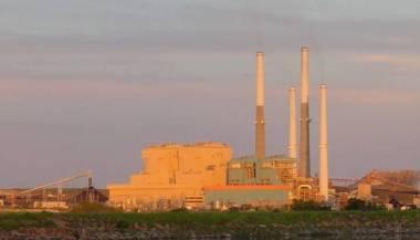 Montana coal-burning plant