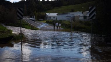 Flooding in New South Wales (Photo: Nick Moir)