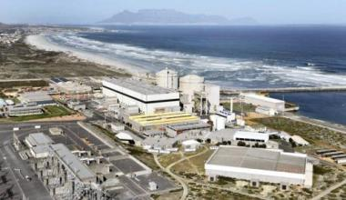 The Koeberg power station outside Cape Town  (File picture: Bruce Sutherland. Credit: Supplied)