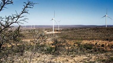 The Nojoli wind farm