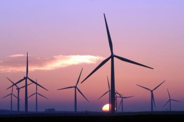 Scottish wind farm (Photo: Ian Rutherford)