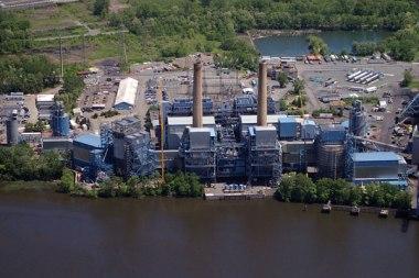 PSEG's Mercer County plant