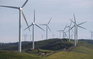 AGL's Hallett wind farms