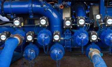 Cuadrilla Resources drilling pumping equipment. (Photo: Alamy)