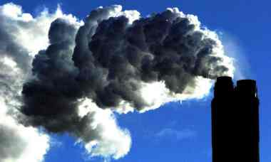 A coal-fired power plant. Photograph: John Giles/PA