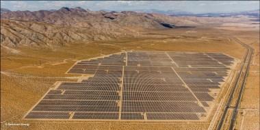 Barren Ridge Solar Project