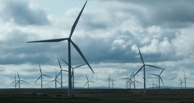 GE wind turbines (Photo: Danny Lawson / PA Wire)