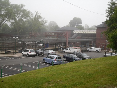 Summit train station (Photo by Dougtone, CC BY-SA)