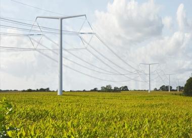 T-pylon (National Grid image)