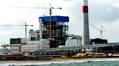 Norochcholai Coal-fired Power Plant