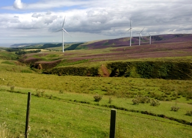 Community Wind Power in Scotland