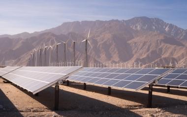 Mexican Wind Farm (iStock image)