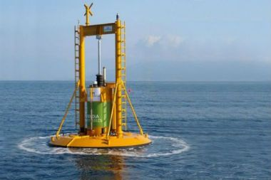 Ocean Power Technologies' PowerBuoy