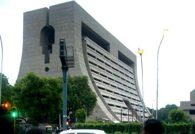 Civic Center in New Delhi (CC BY-SA, Wikimedia Commons)