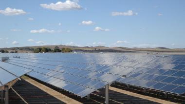 Senegal has a new 20-MW solar power plant.