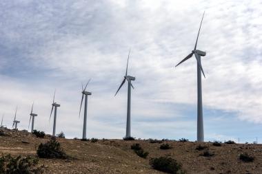Wind farm (iStock image)