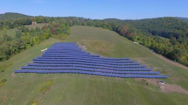 Guilford solar array