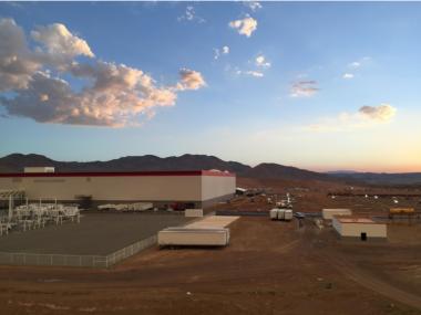 Gigafactory 1 Grand Opening
