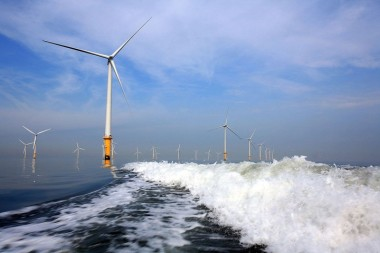 Burbo Bank wind farm (Photo: Christopher Furlong / Getty Images)