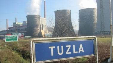 Coal plant in Tuzla (Pic: Flickr/Steffen Emrich)