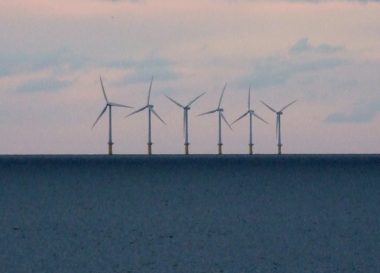 Offshore wind farm (MorgueFile image)