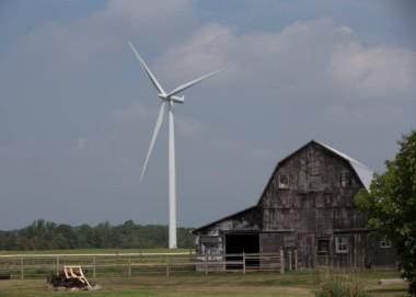 NextEra wind farm in Ontario (Image: NextEra)