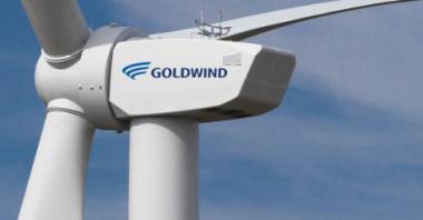 Goldwind turbine