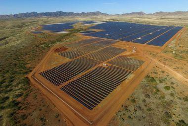 Tucson Electric solar (David Sanders / Tucson Electric)