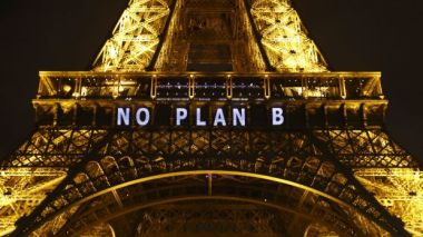 The Paris climate agreement, in effect on November 4 (Photo: AP)